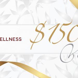 $100 E-Gift Voucher ($150 value)