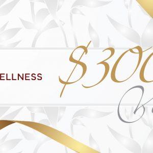 $200 E-Gift Voucher ($300 value)