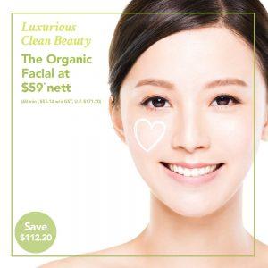 The Organic Facial